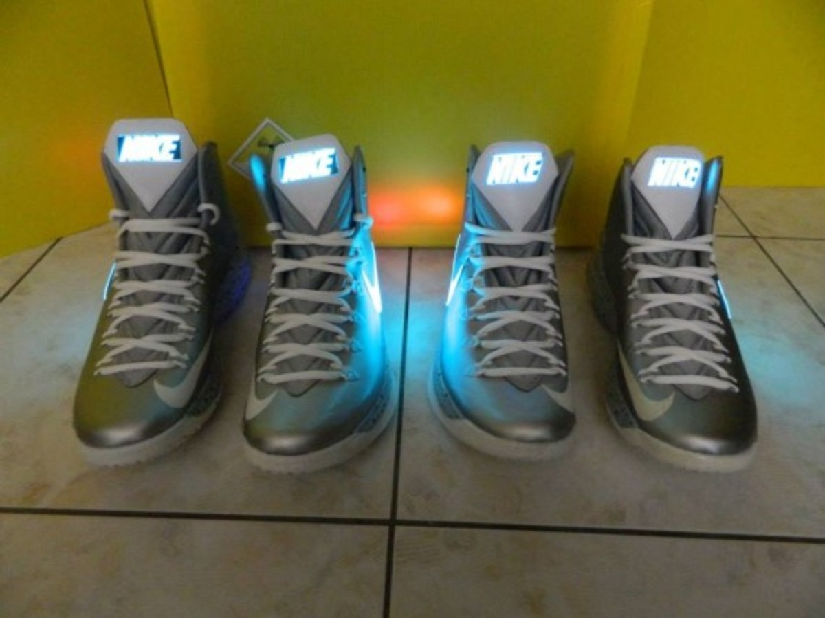 Nike KD V + MAG Customs by Kenny23Forever - 6