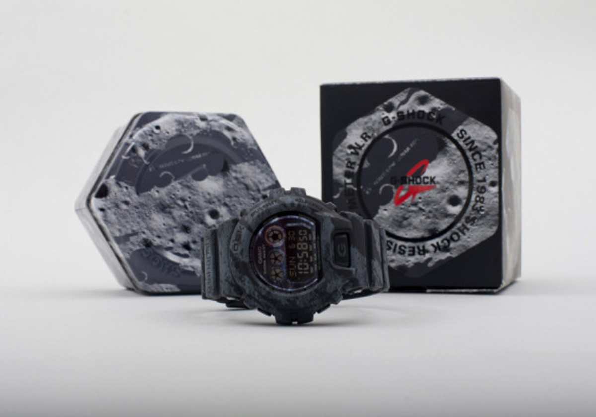 "maharishi x Casio G-Shock GD-X6900MH ""DPM: Lunar Bonsai"" Watch 