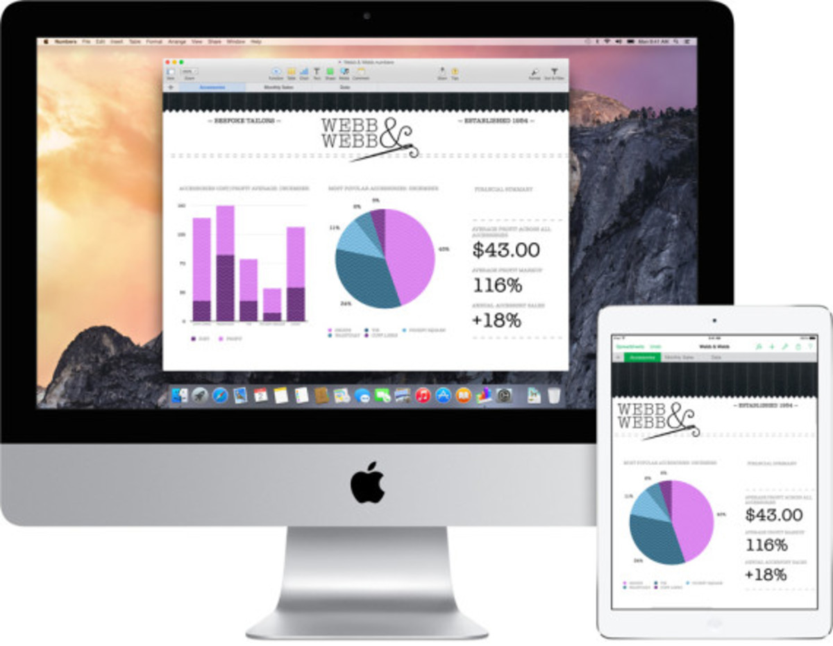 Apple OS X Yosemite - Operating System That Seamlessly Integrates Your Digital Life | Available Today - 6