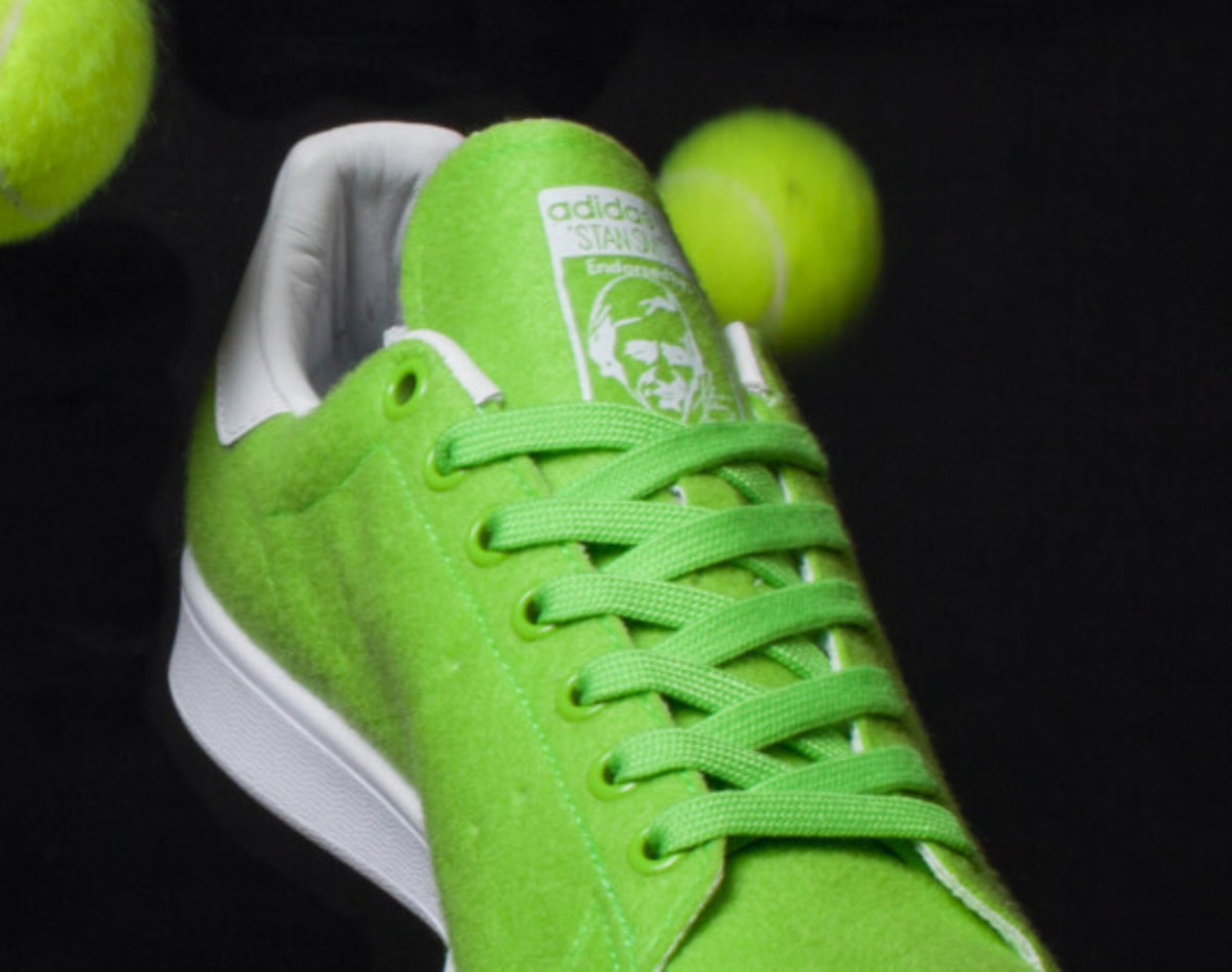 "Pharrell Williams x adidas Originals Stan Smith - ""Tennis"" Pack - 2"