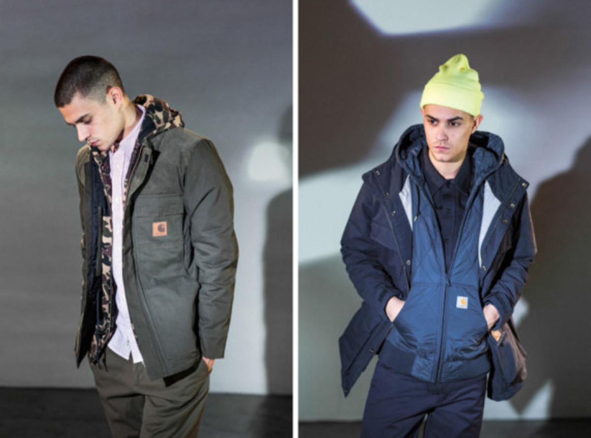 Carhartt WIP - Fall/Winter 2013 Collection Lookbook - 1