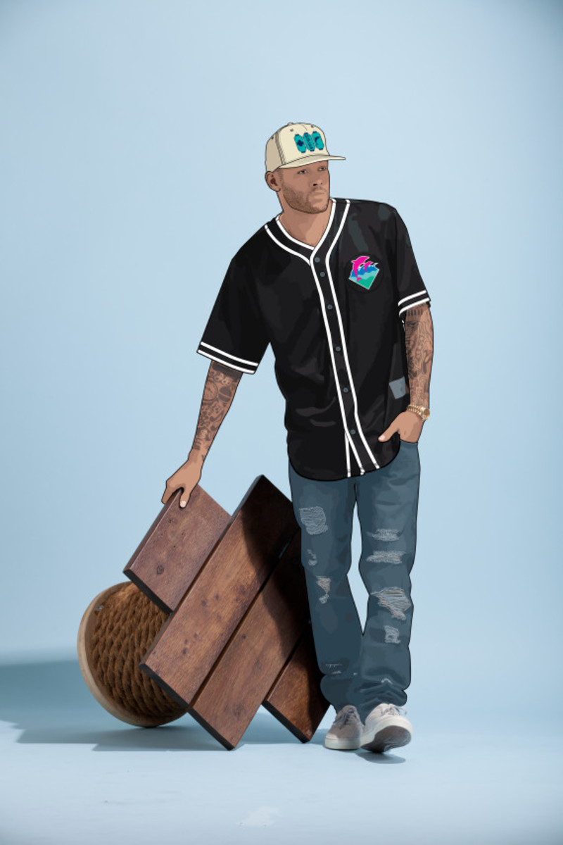 Pink + Dolphin – Summer 2014 Collection Lookbook - 18