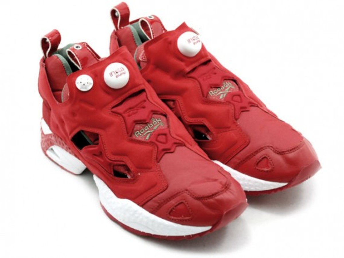 Insta Pump Fury TT Red