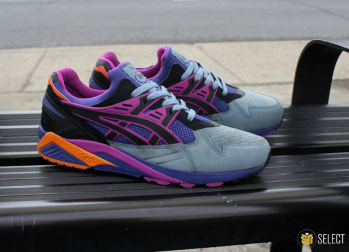 Packer Shoes x ASICS GEL-Kayano Vol. 2 | Officially Unveiled - 8