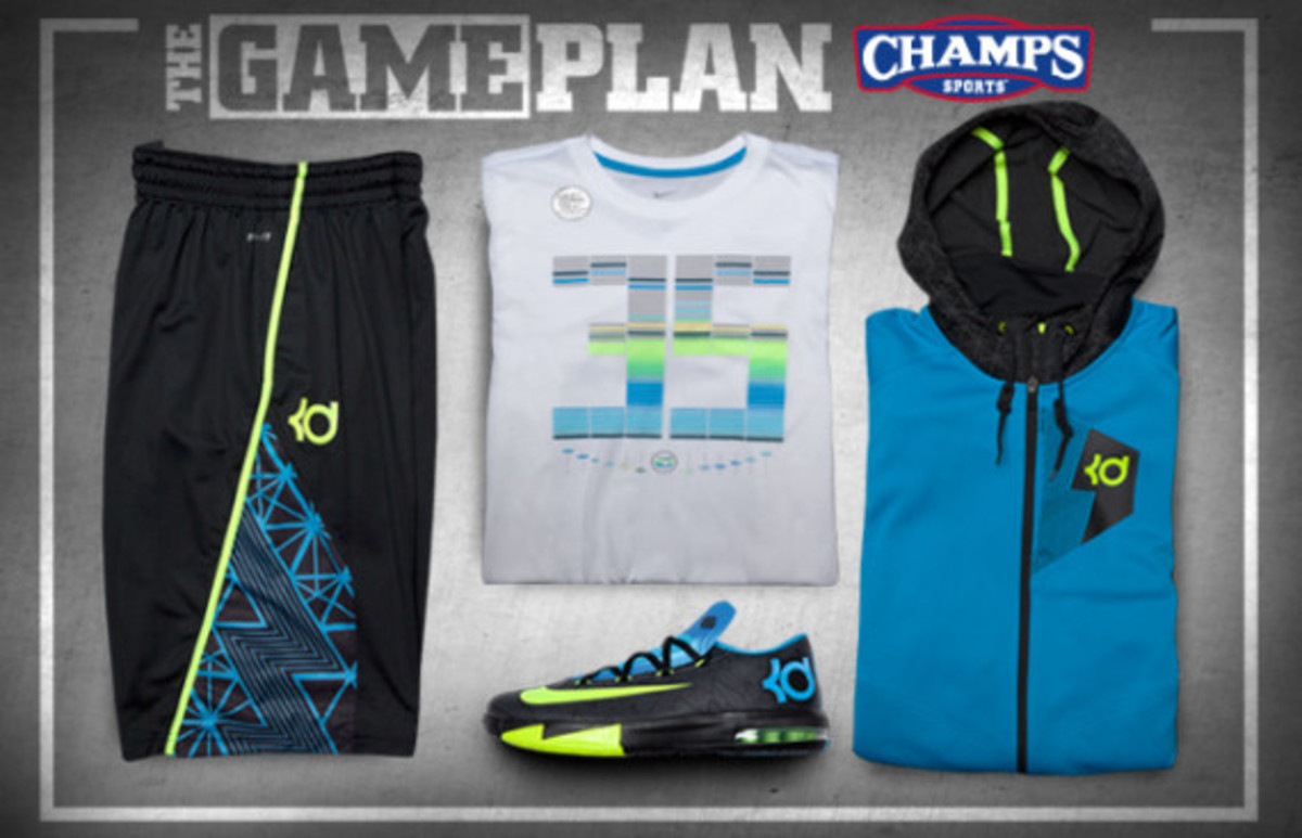 The Game Plan by Champs Sports - New Year New Game Plan - 0