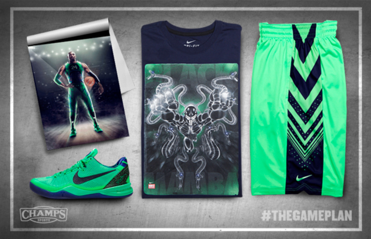 The Game Plan by Champs Sports - Nike Basketball Superhuman Collection - 4