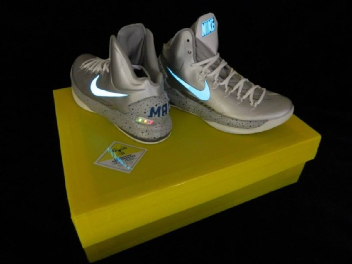 Nike KD V + MAG Customs by Kenny23Forever - 10