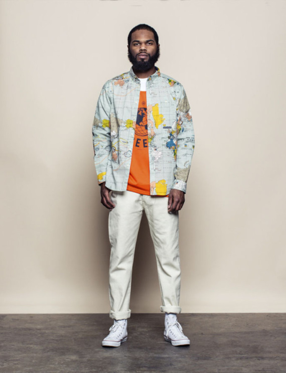 10.DEEP – Spring 2014 Collection   Delivery 2 Lookbook - 6