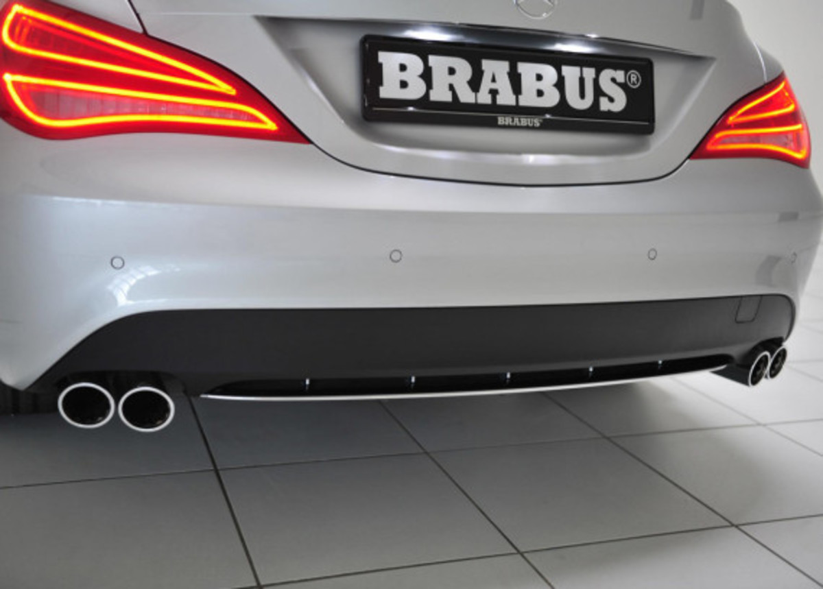 2014 Mercedes-Benz CLA250 Tuned | By BRABUS - 10