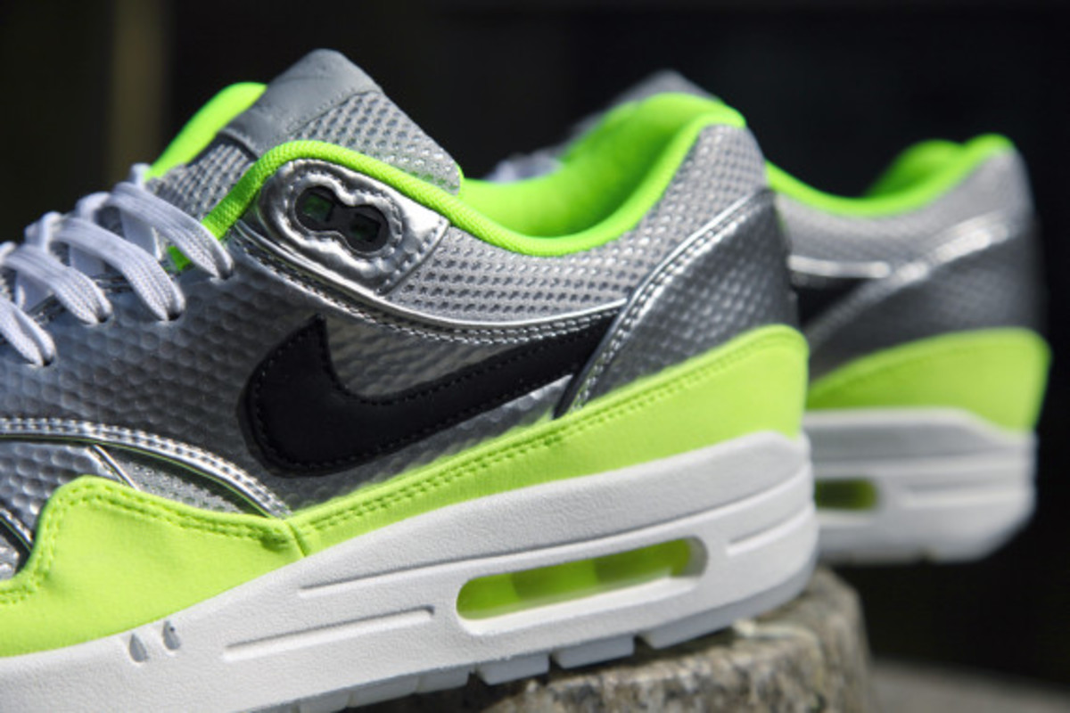 "Nike Air Max 1 FB Premium - ""Mercurial"" Pack - 9"
