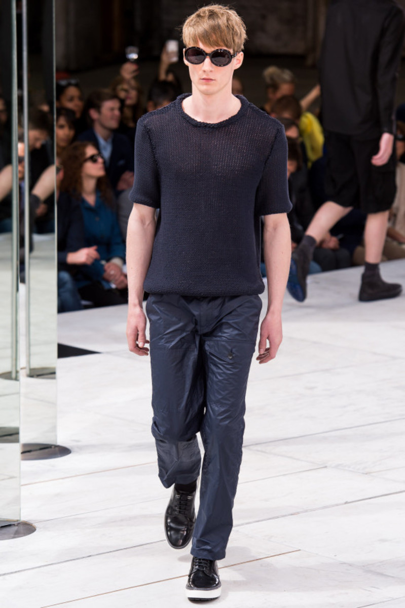 Rag & Bone - Spring/Summer 2014 Menswear Collection | Runway Show - 13