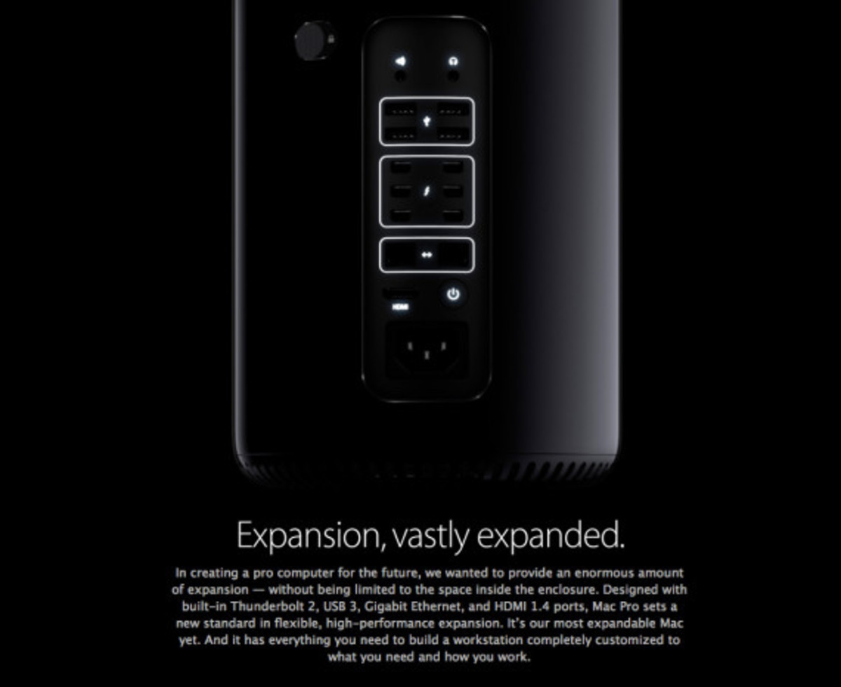 Apple's New Mac Pro Desktop Computer - Officially Unveiled - 8