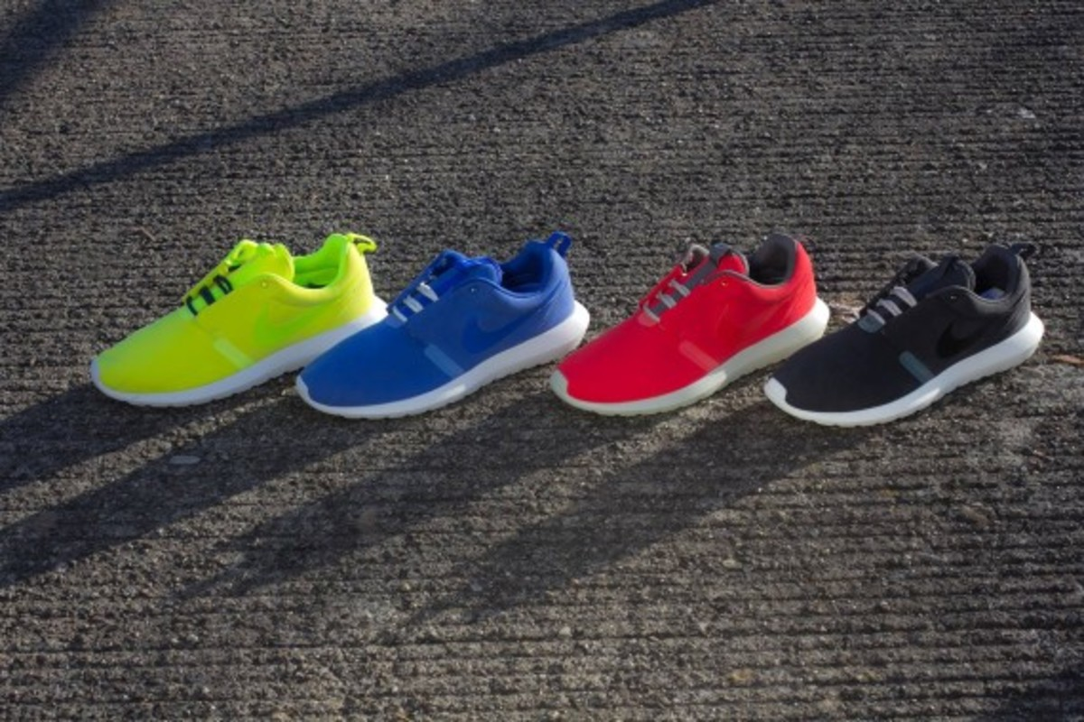 Nike Roshe Run Natural Motion - March 2014 Releases - 2