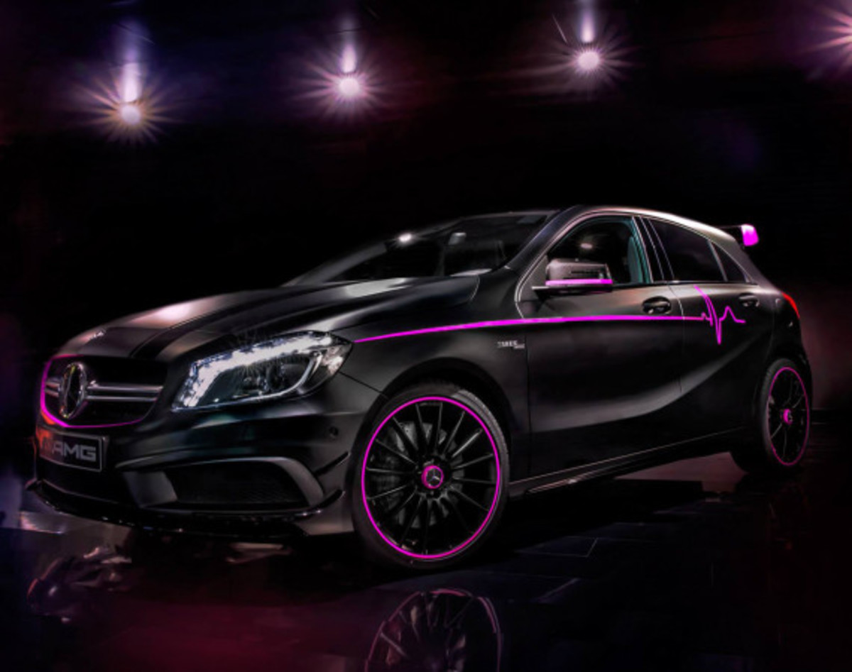 "Mercedes-Benz A45 AMG - ""Erika"" Custom - 0"