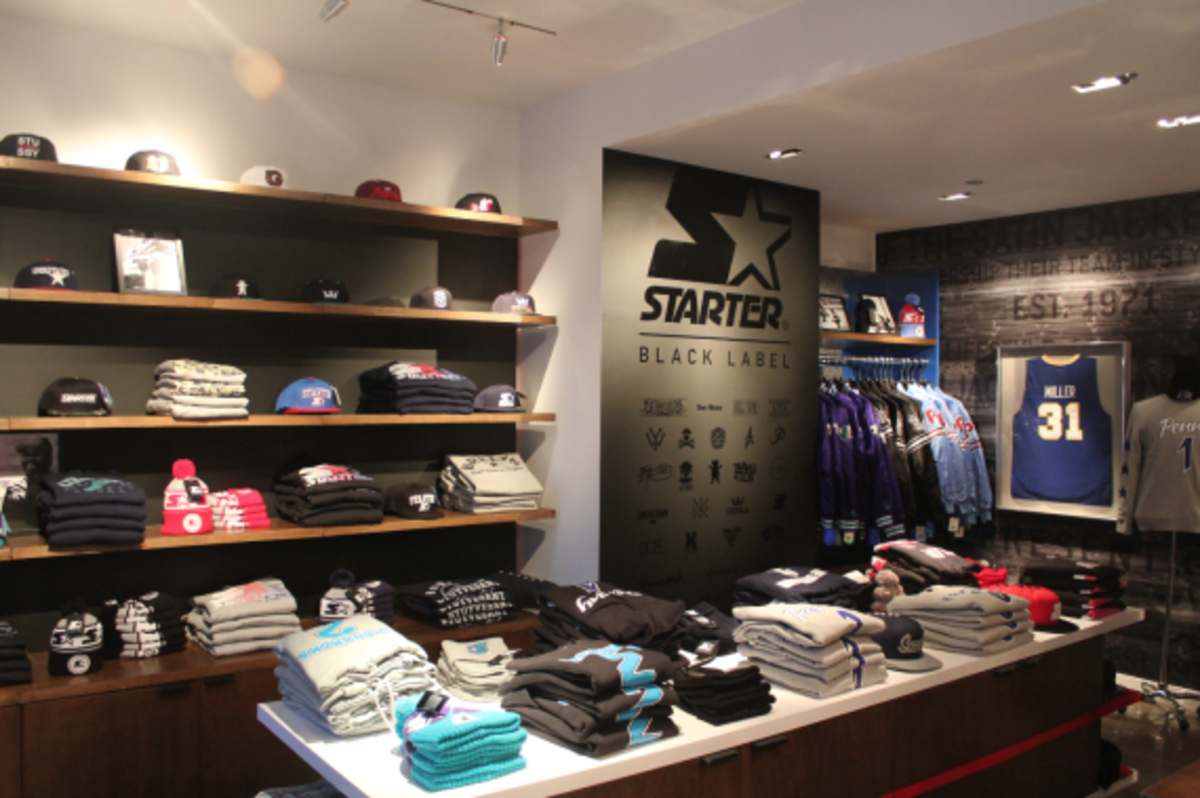 Starter Clubhouse Times Square - NYC Pop-Up Shop at Paramount Hotel | Extends Opening To February 28th - 5