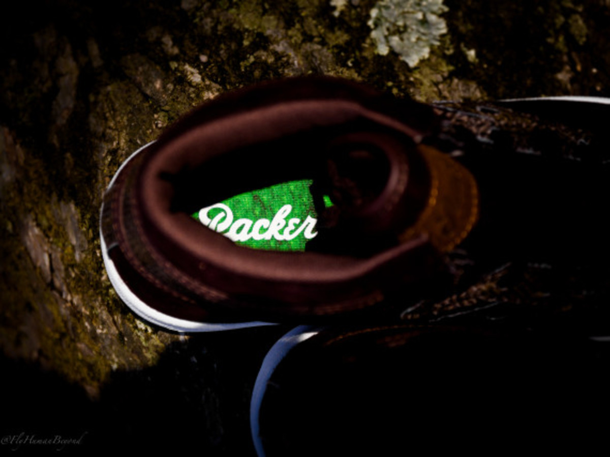 "Packer Shoes x Saucony Hangtime Hi - ""Brown Snake"" - 7"