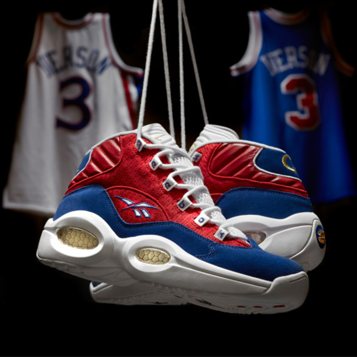 Reebok Banner Question - Allen Iverson's Jersey Retirement Edition - 0