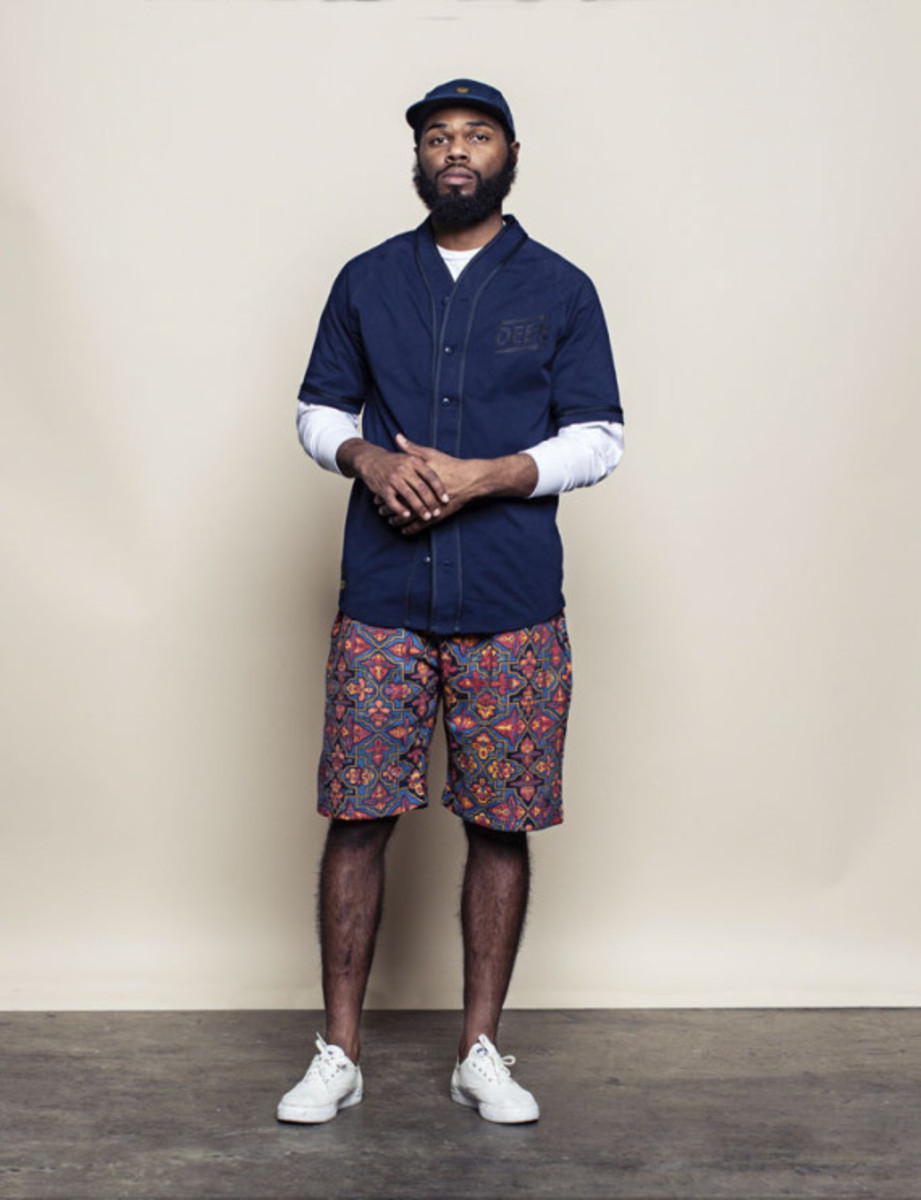 10.DEEP – Spring 2014 Collection   Delivery 2 Lookbook - 10