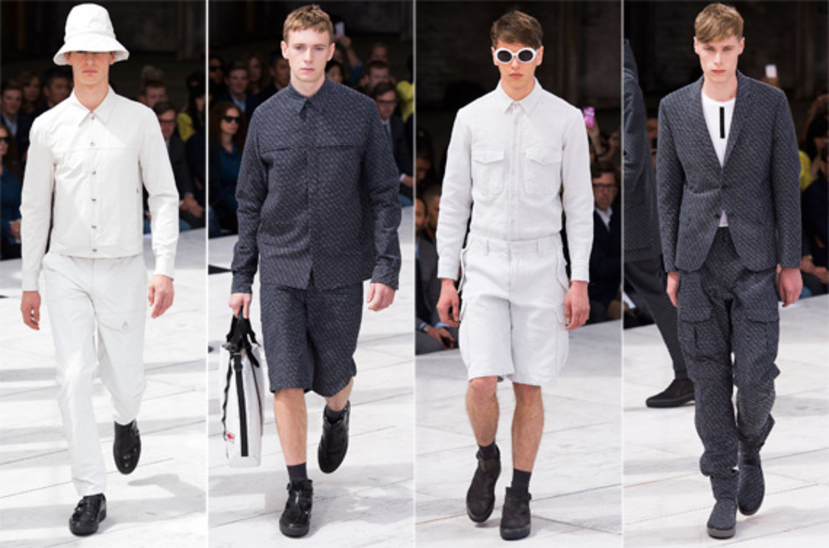 Rag & Bone - Spring/Summer 2014 Menswear Collection | Runway Show - 0