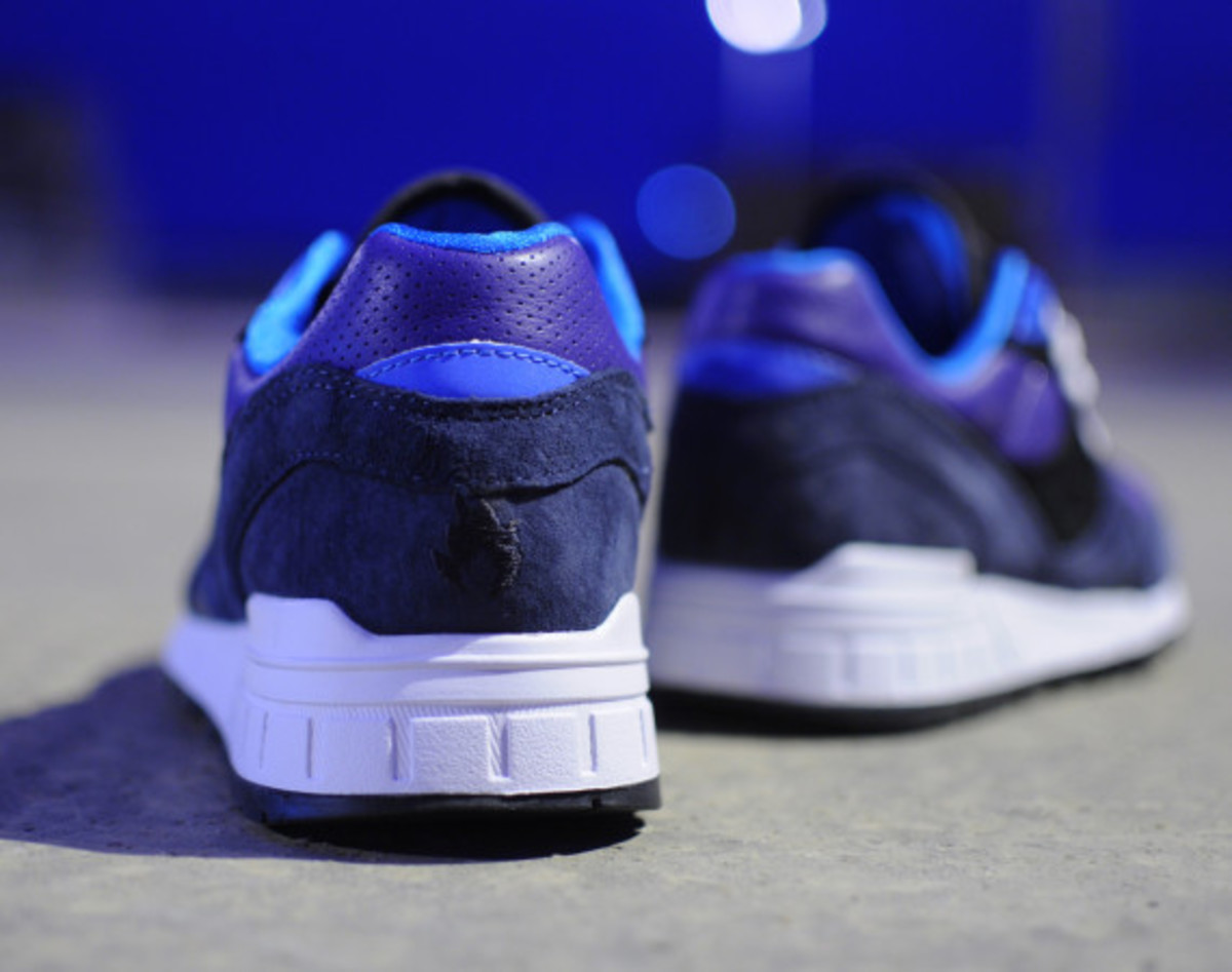 "Hanon x Saucony Shadow Master - ""The Midnight Runner"" - 6"