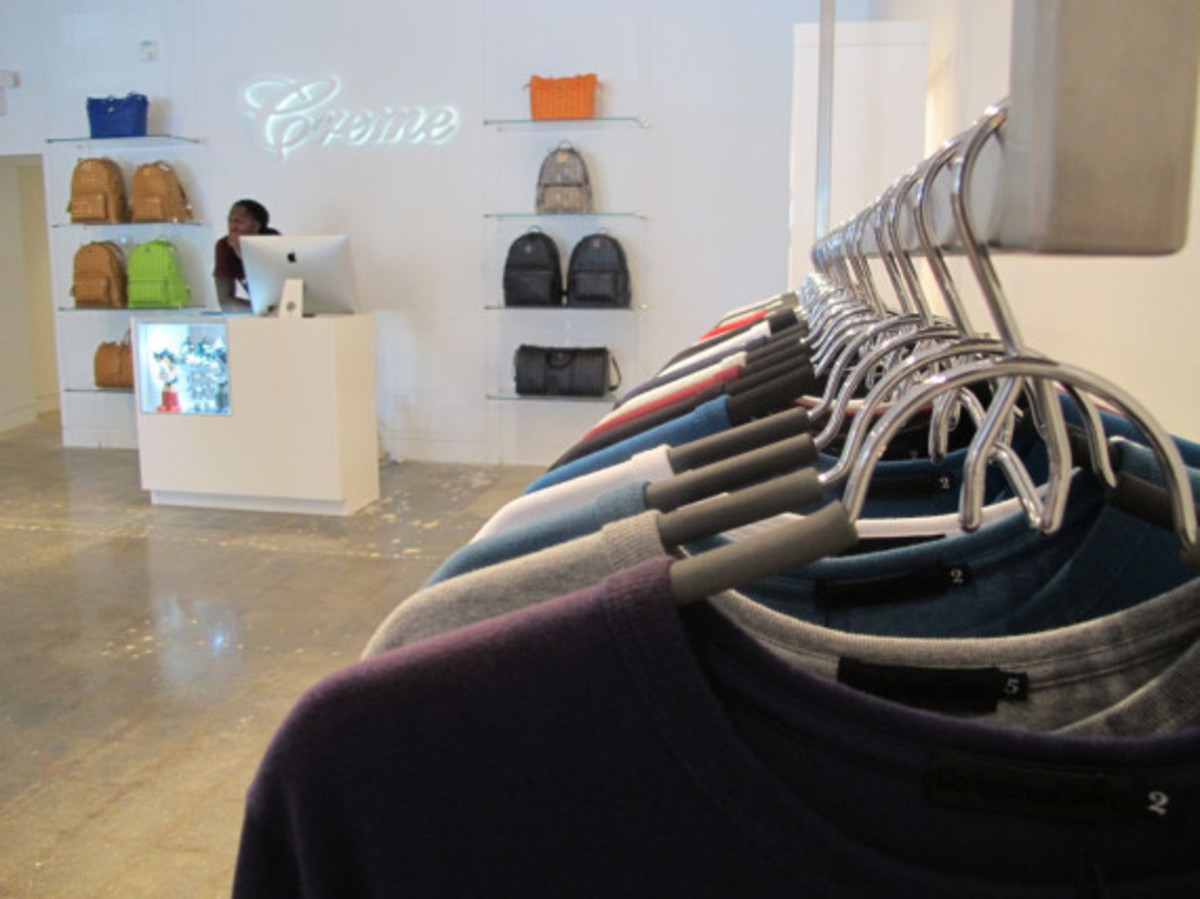Creme - Pusha T Opens Second Shop in Virginia - 0