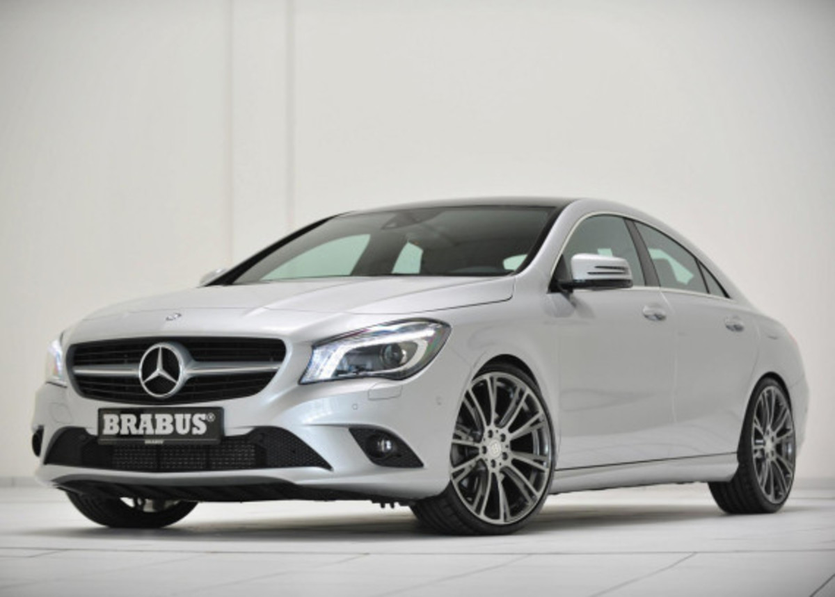 2014 Mercedes-Benz CLA250 Tuned | By BRABUS - 0