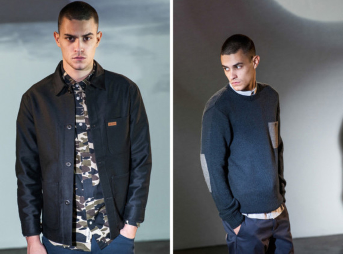 Carhartt WIP - Fall/Winter 2013 Collection Lookbook - 4