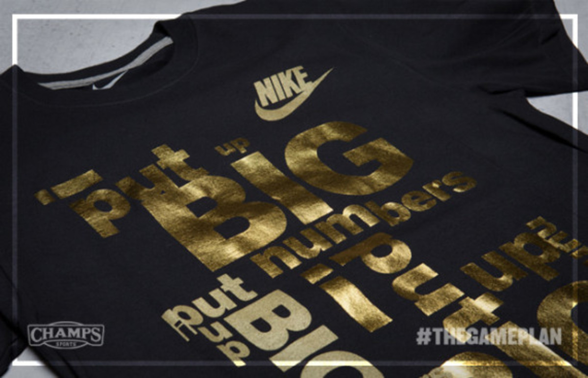The Game Plan by Champs Sports - Nike Sportswear Golden Glove Pack - 5