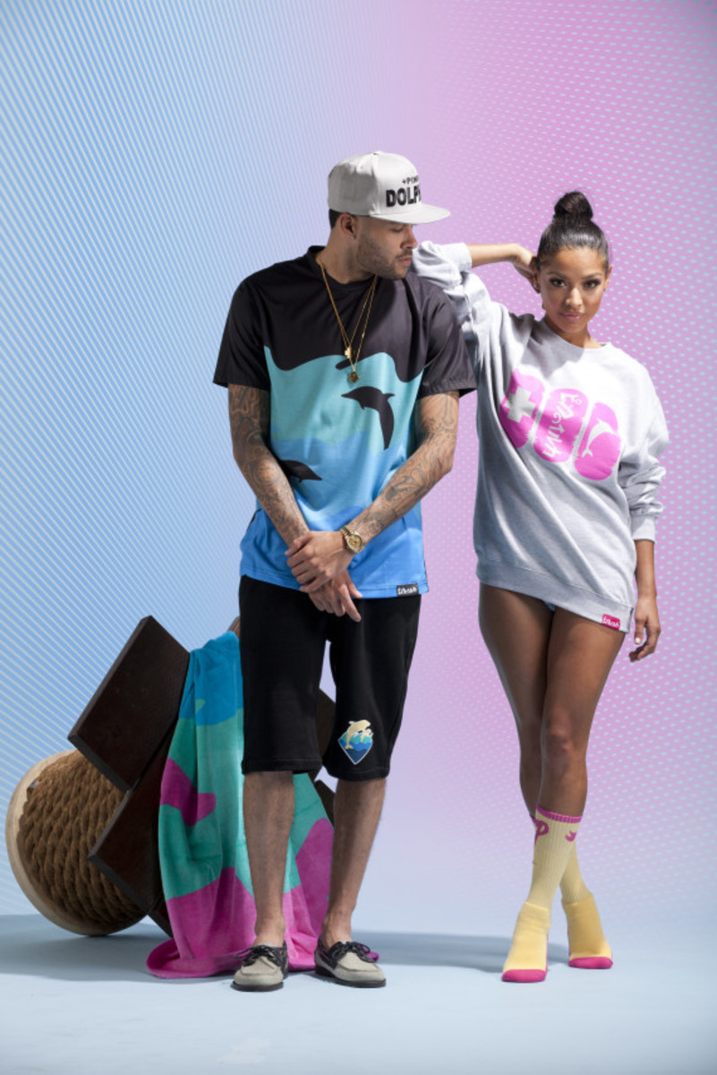 Pink + Dolphin – Summer 2014 Collection Lookbook - 4