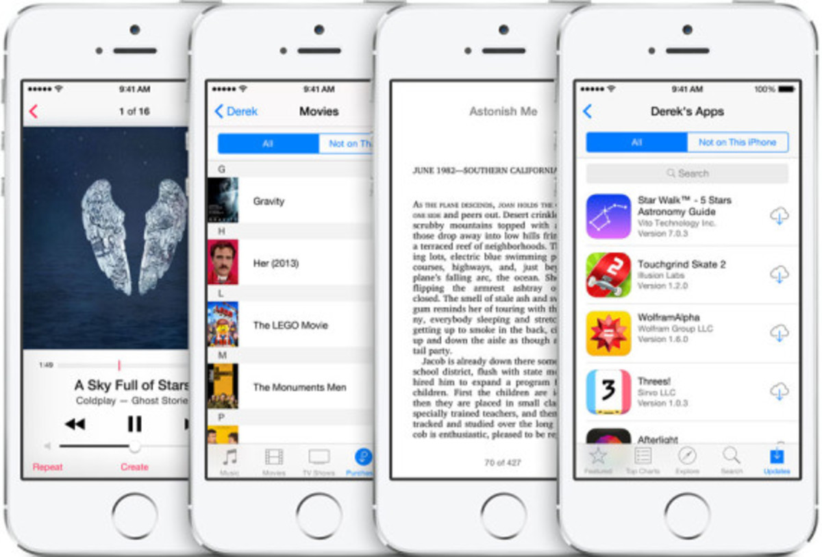 Apple iOS 8 - Intuitively Designed For The Everyday - 4