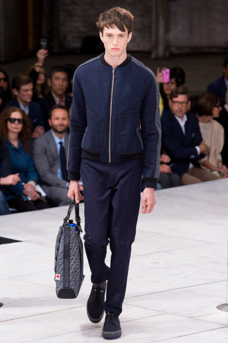 Rag & Bone - Spring/Summer 2014 Menswear Collection | Runway Show - 15