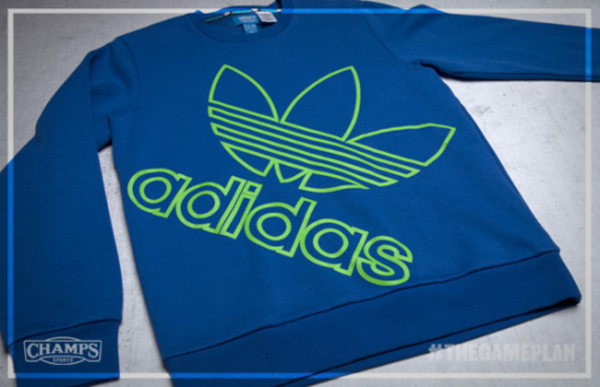 6557e278a The Game Plan by Champs Sports - adidas Originals adiColor Royal-Green Pack  - 7