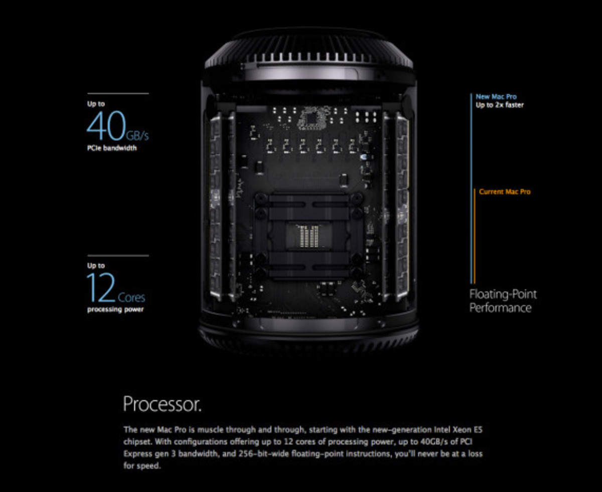 Apple's New Mac Pro Desktop Computer - Officially Unveiled - 3