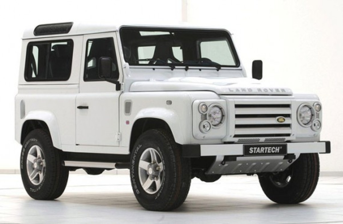 Land Rover Defender 90 Startech Yachting Edition Freshness Mag 0