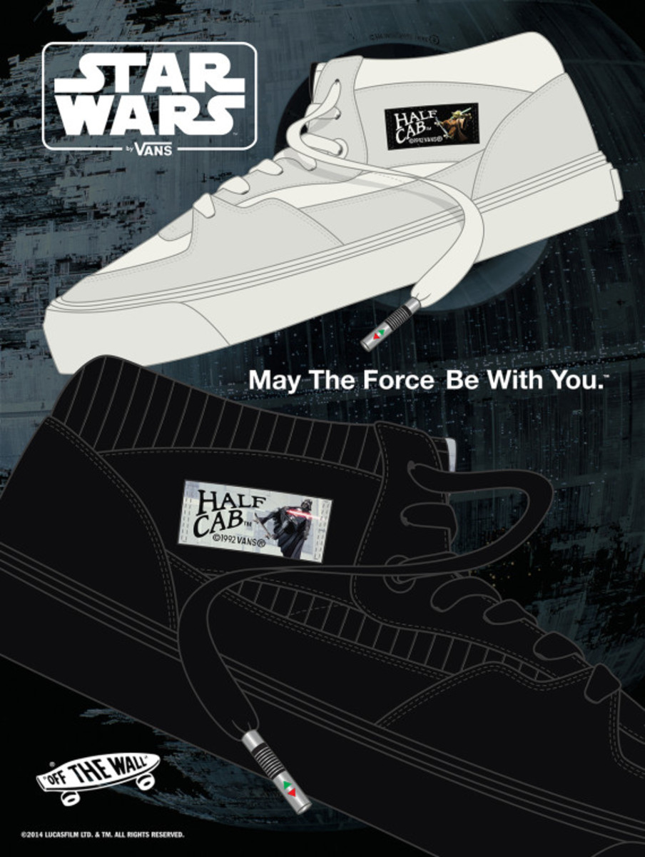Star Wars x VANS - Limited Edition Posters for Comic-Con International: San Diego 2014 - 7