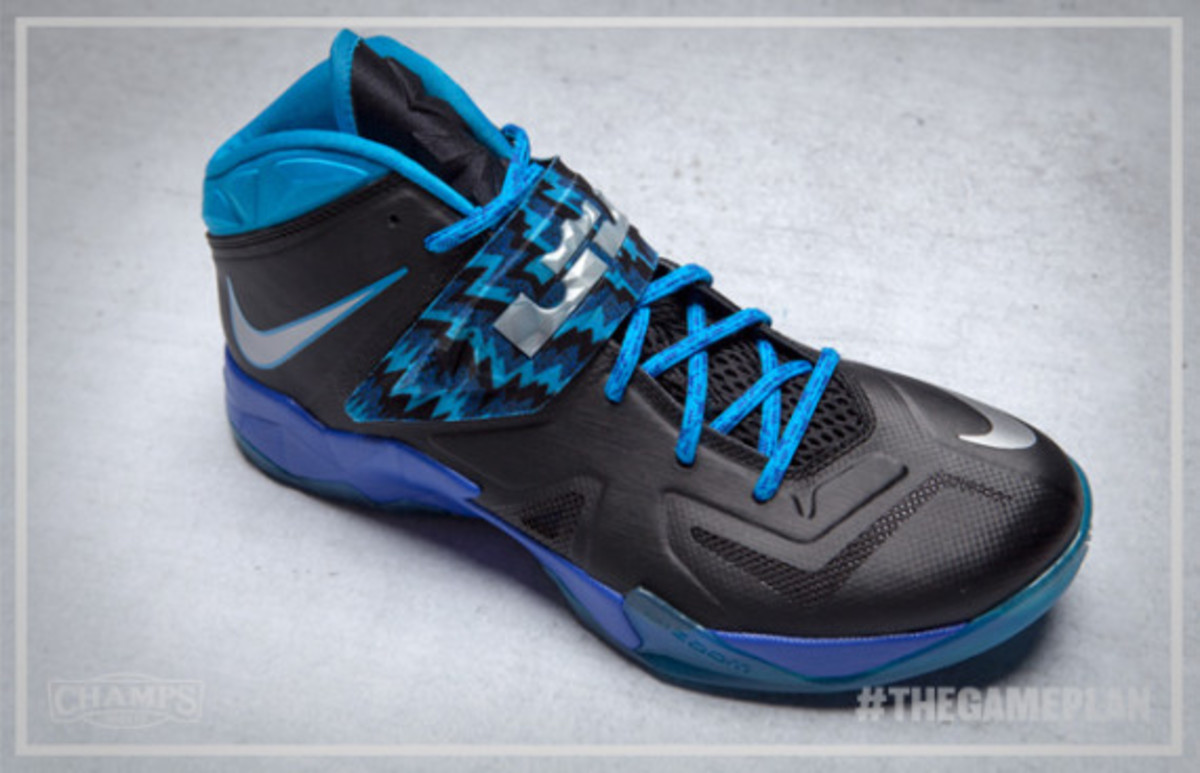 The Game Plan by Champs Sports - Nike LeBron Solider 7 Collection - 1
