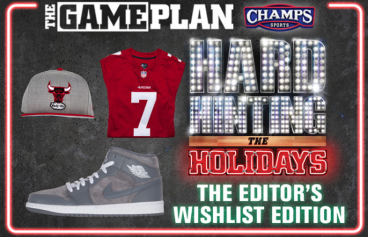 The Game Plan by Champs Sports – #HardHinting the Holidays - 0
