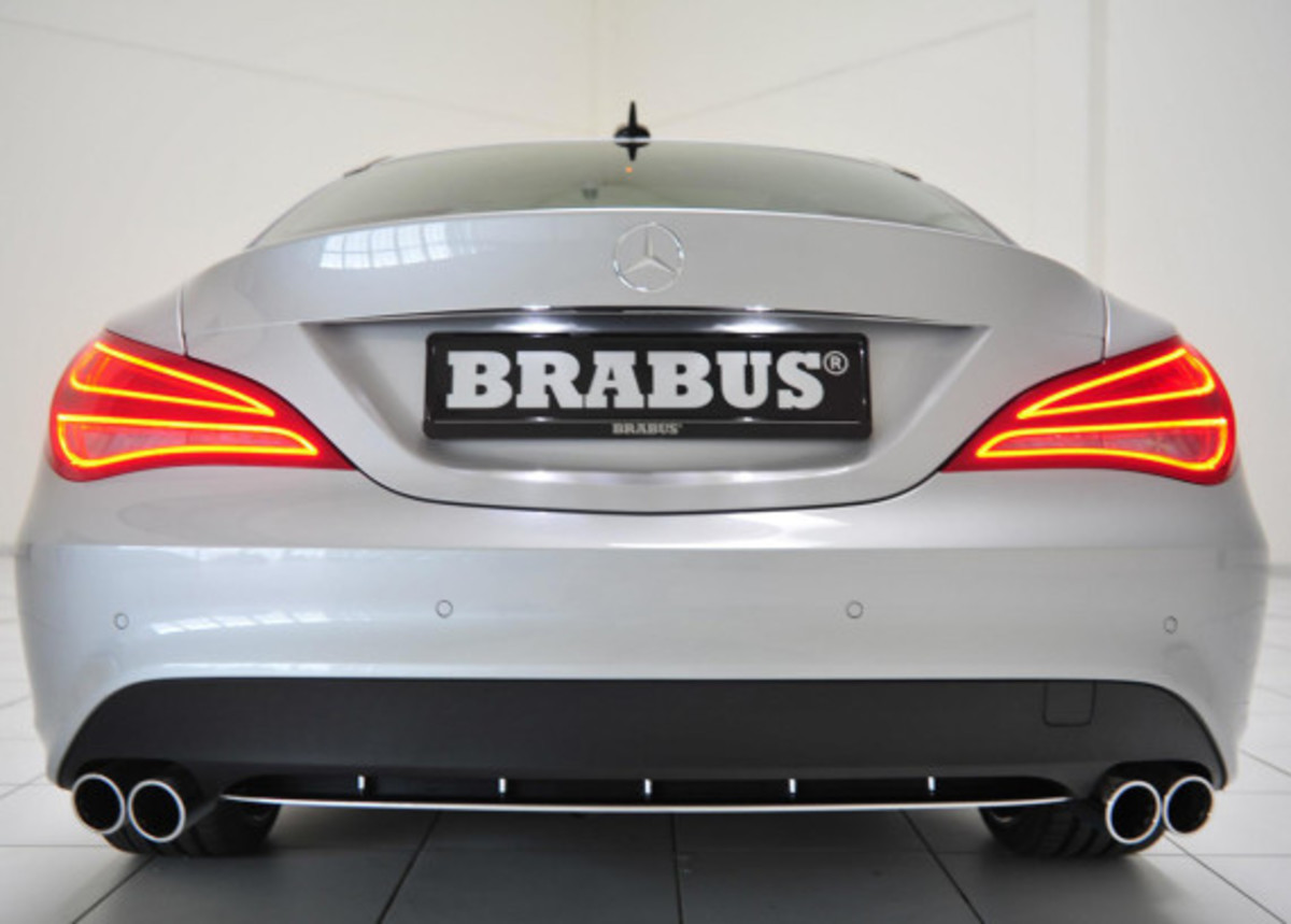 2014 Mercedes-Benz CLA250 Tuned | By BRABUS - 9