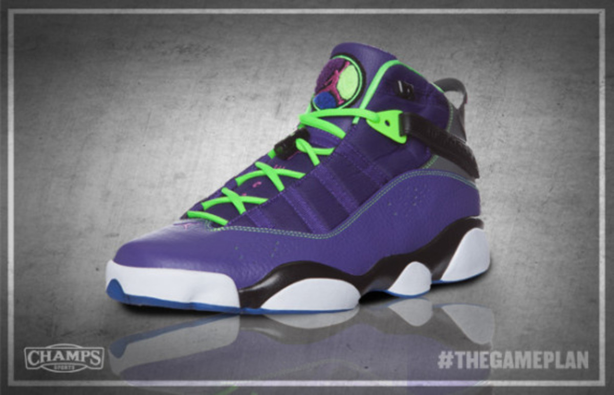"The Game Plan by Champs Sports - Jordan Brand ""Bel-Air"" Collection - 1"