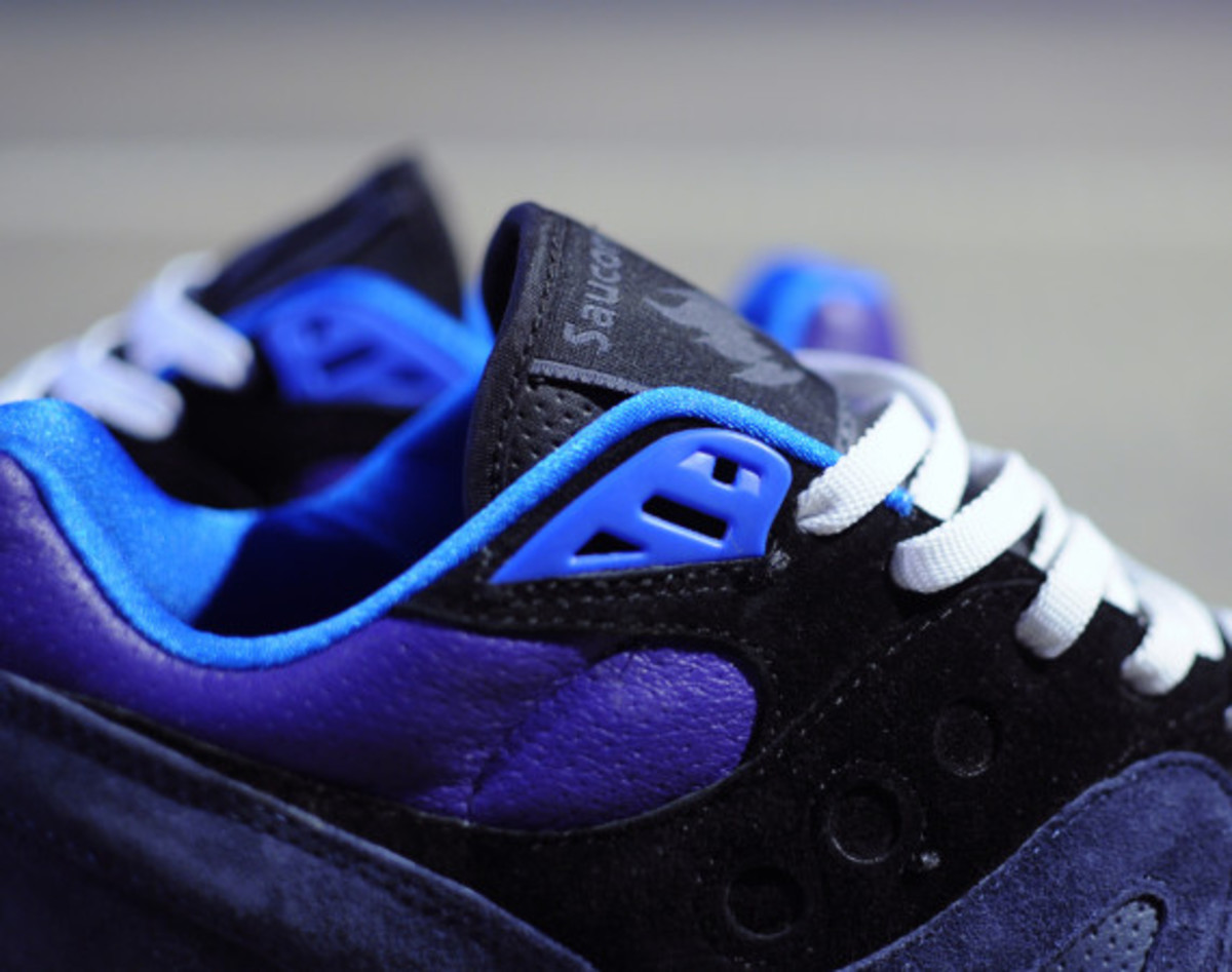 "Hanon x Saucony Shadow Master - ""The Midnight Runner"" - 12"