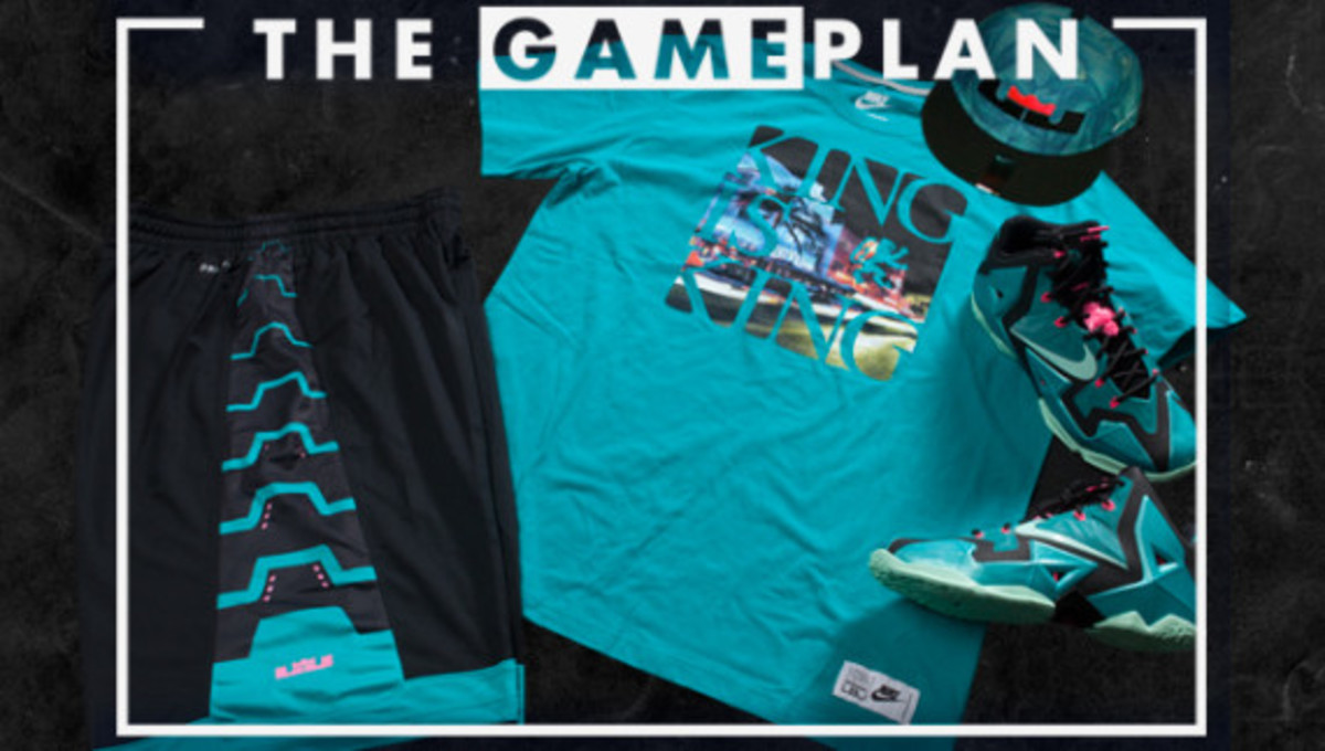 The Game Plan by Champs Sports - South Beach Collection - 1
