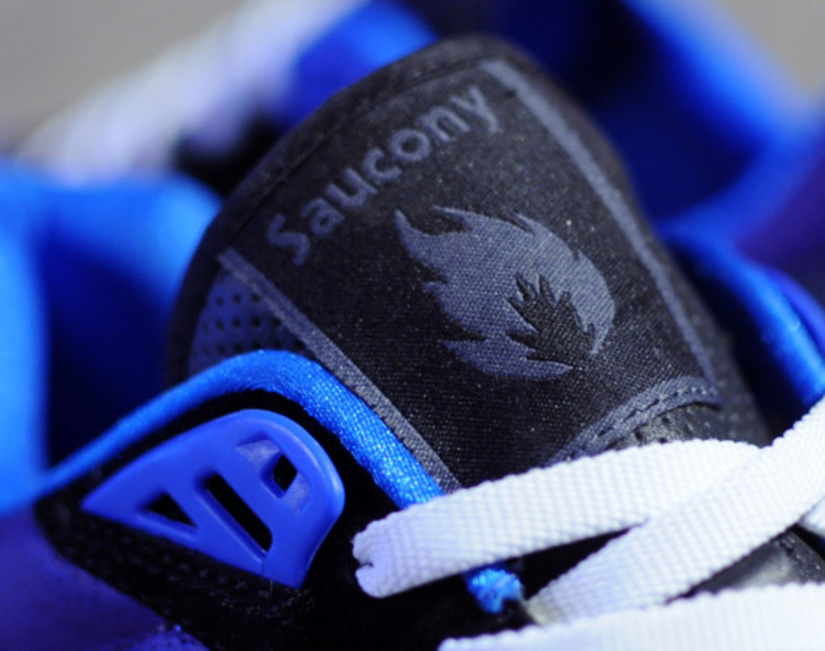 "Hanon x Saucony Shadow Master - ""The Midnight Runner"" - 11"