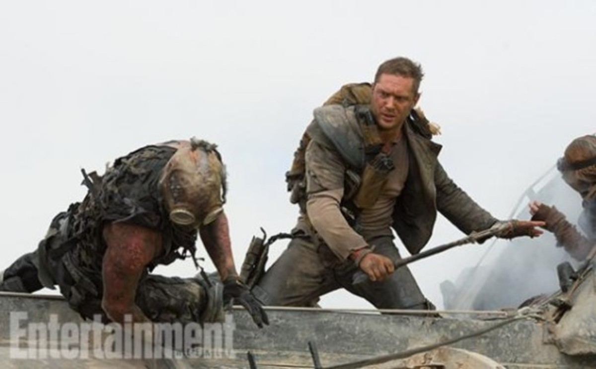 Mad Max: Fury Road - First Look - 4