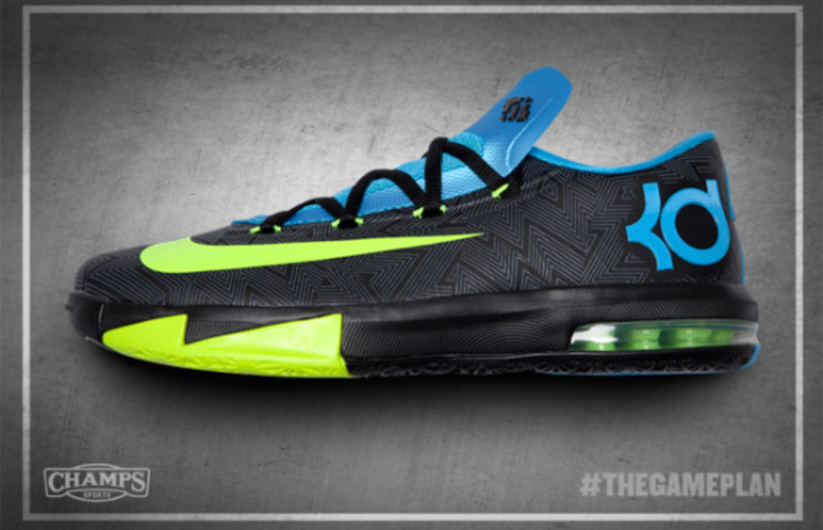 0d7fc71c616 the game plan by champs sports a new nike kd 6 for the new year