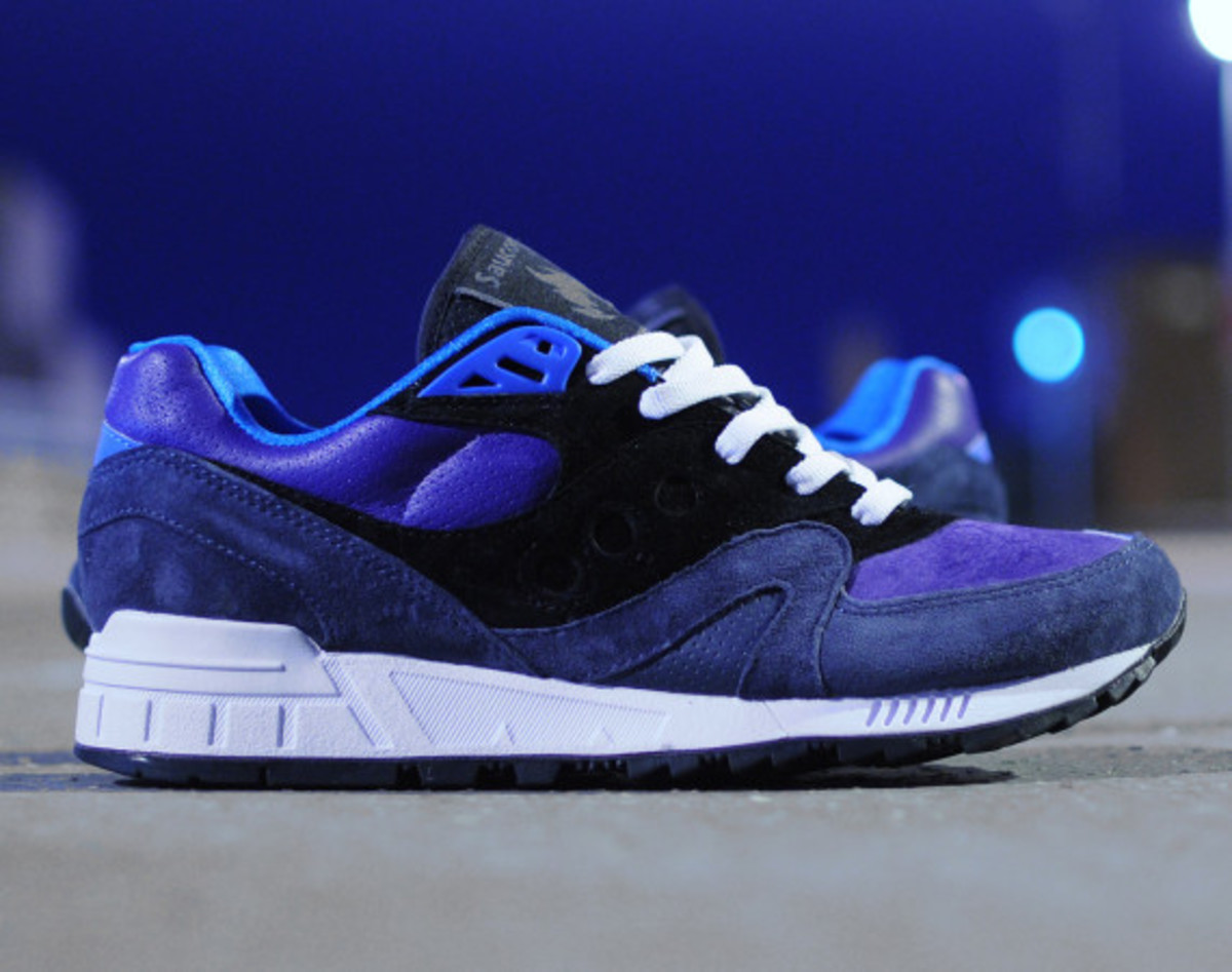 "Hanon x Saucony Shadow Master - ""The Midnight Runner"" - 1"