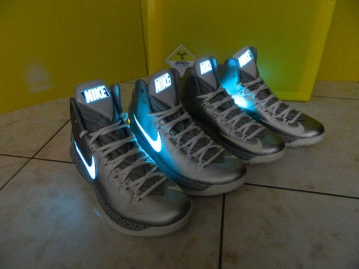 Nike KD V + MAG Customs by Kenny23Forever - 4