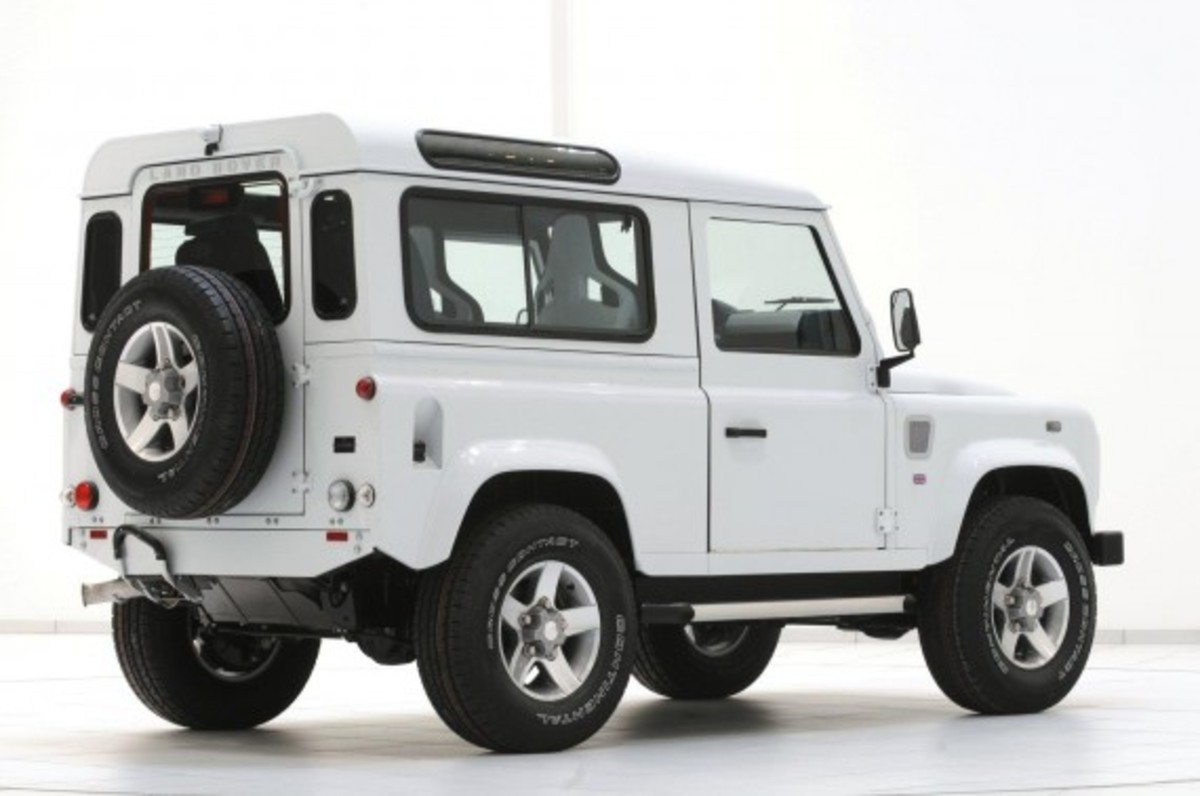 Land Rover Defender 90 - Startech Yachting Edition - 3