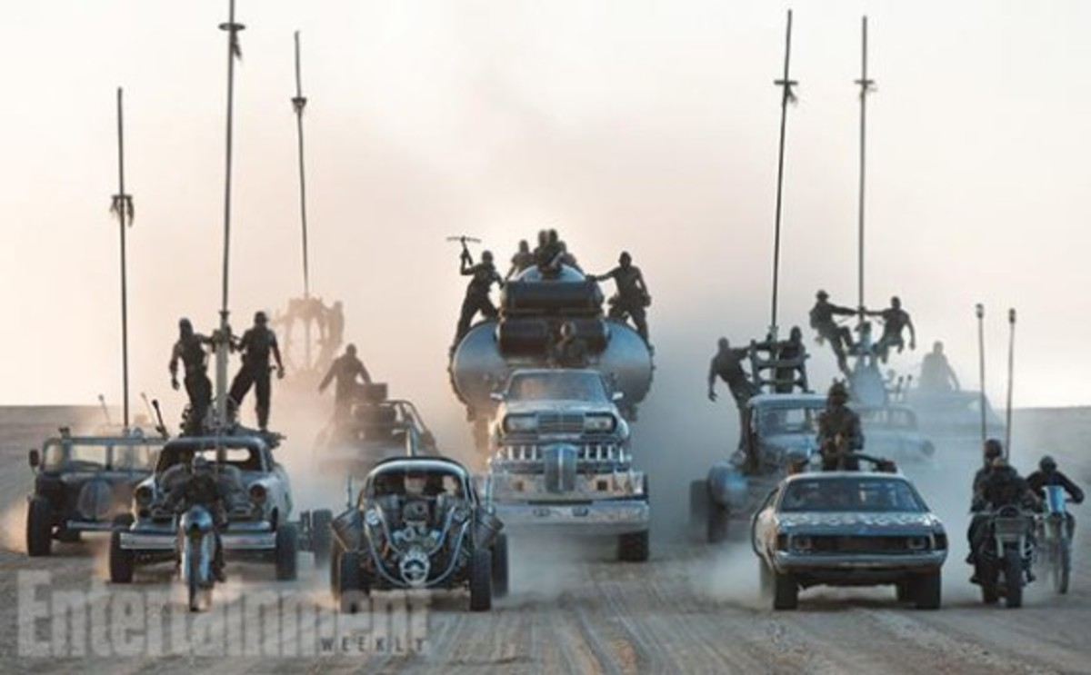 Mad Max: Fury Road - First Look - 5