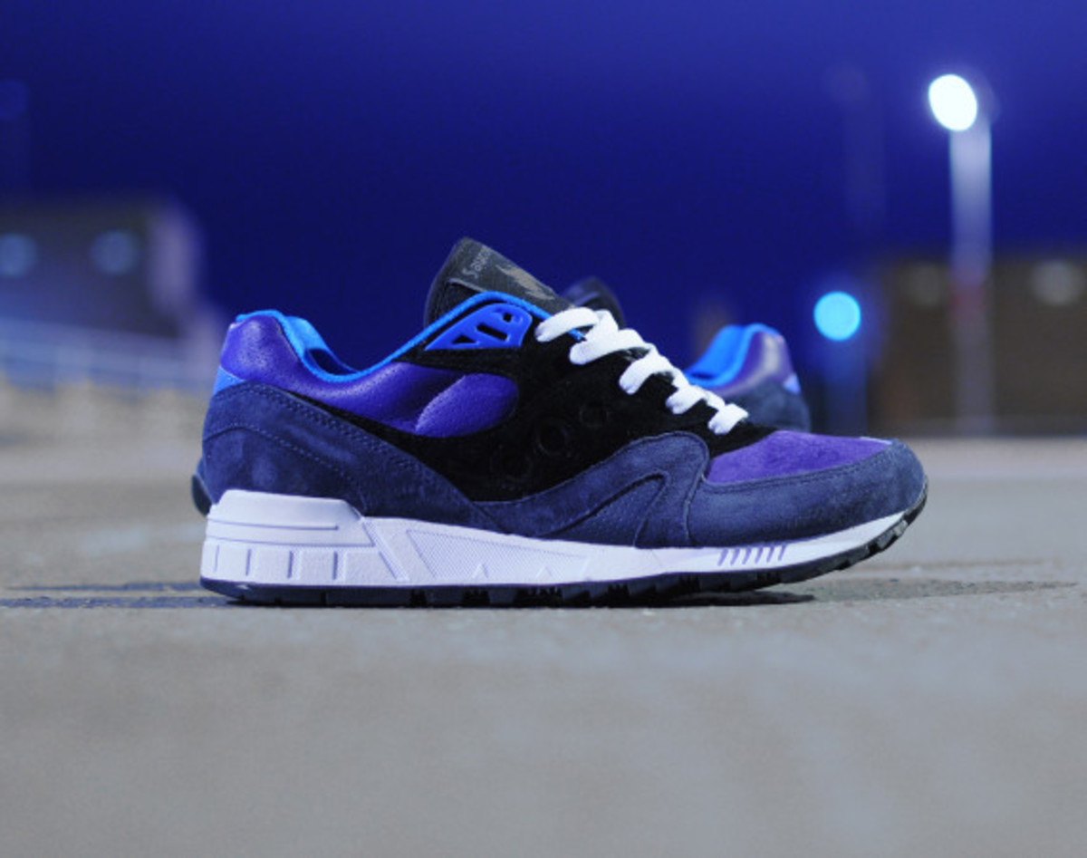 "Hanon x Saucony Shadow Master - ""The Midnight Runner"" - 0"