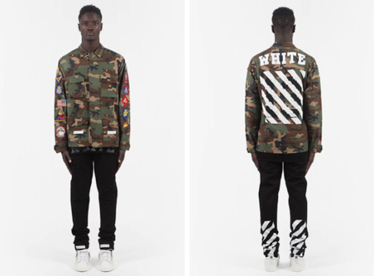 OFF-WHITE C/O Virgil Abloh - Spring/Summer 2014 Collection | Preview - 1